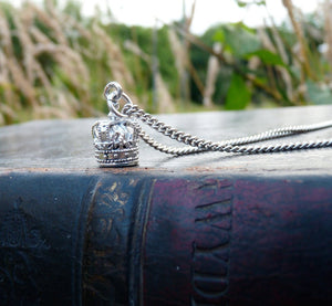 Royal Crown Necklace