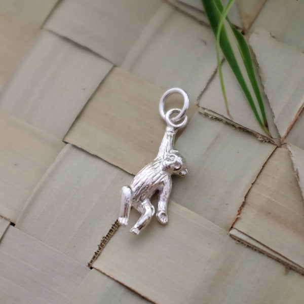 Monkey Charm - Joy Everley Fine Jewellers, London