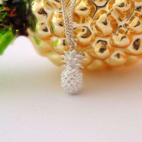 Pineapple Heavier Necklace