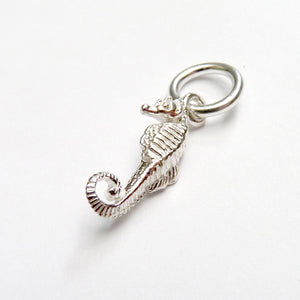 Seahorse Charm - Joy Everley Fine Jewellers, London