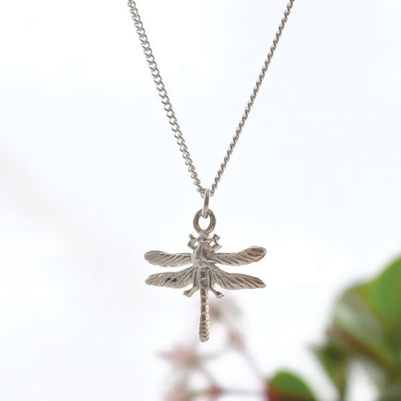 Little Dragonfly Necklace