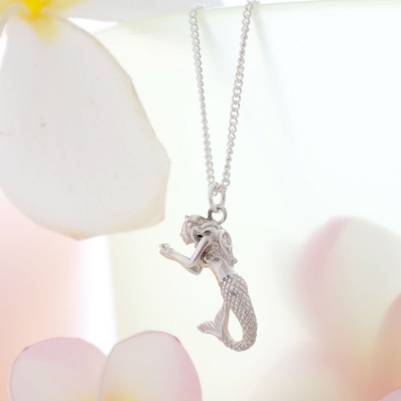 Mermaid Necklace - Joy Everley Fine Jewellers, London