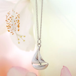 Sailing Boat Necklace - Joy Everley Fine Jewellers, London