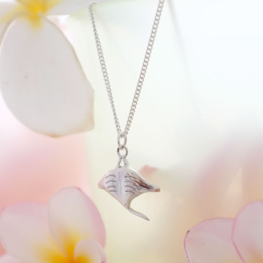 Stingray Necklace - Joy Everley Fine Jewellers, London