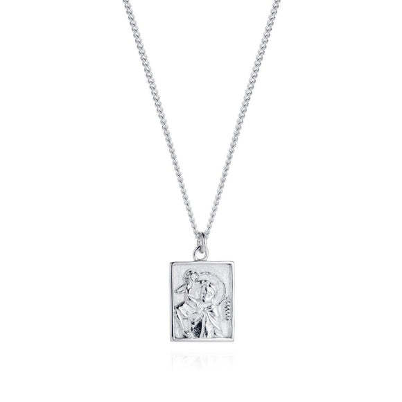 St Christopher Necklace - Joy Everley Fine Jewellers, London