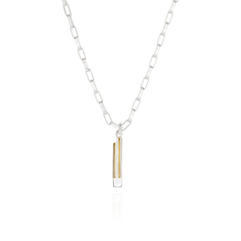 Saxony I Initial Necklace - Joy Everley Fine Jewellers, London