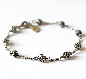 Peppercorn Chain Bracelet