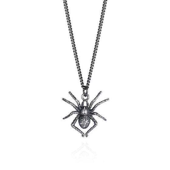 Spider Necklace - Joy Everley Fine Jewellers, London
