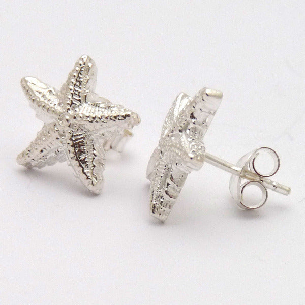 Starfish Ear Studs
