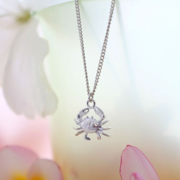 Little Crab Necklace - Joy Everley Fine Jewellers, London