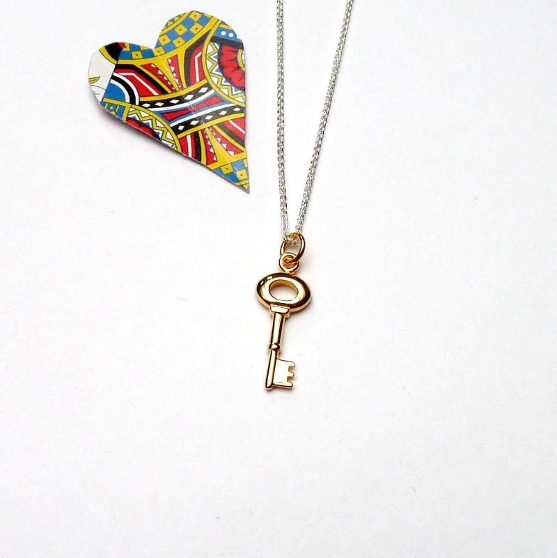 The Key to Your Heart - Joy Everley Fine Jewellers, London