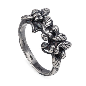 Three-fly Ring - Joy Everley Fine Jewellers, London