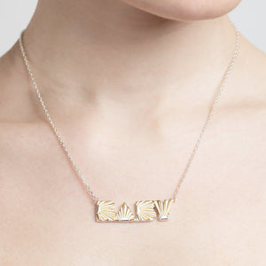 Yasmin Everley Baby Silver Necklace