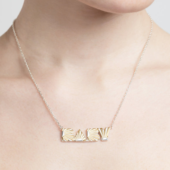 Baby Necklace - Joy Everley Fine Jewellers, London