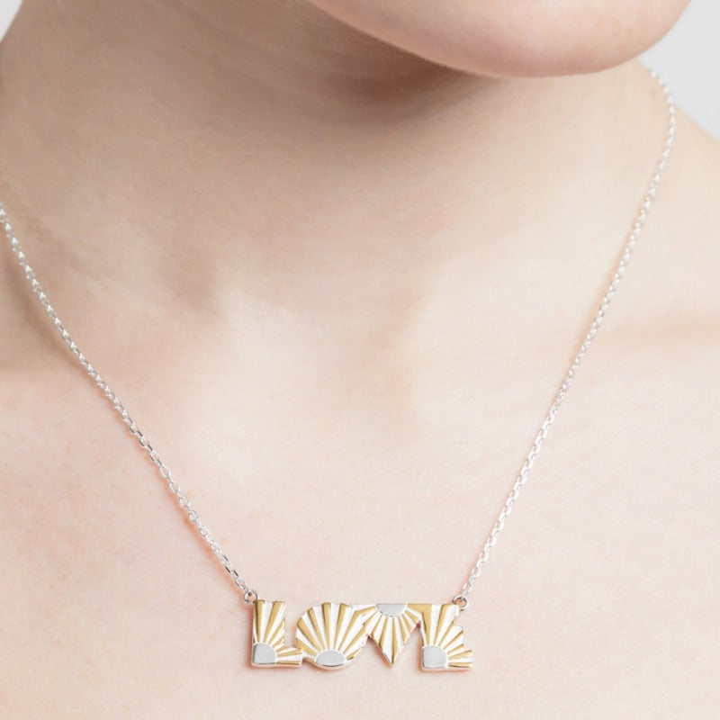 Love Necklace - Joy Everley Fine Jewellers, London