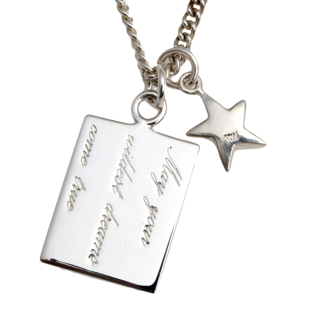 Wildest Dreams & Star Necklace