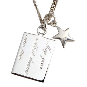 Wildest Dreams & Star Necklace - Joy Everley Fine Jewellers, London