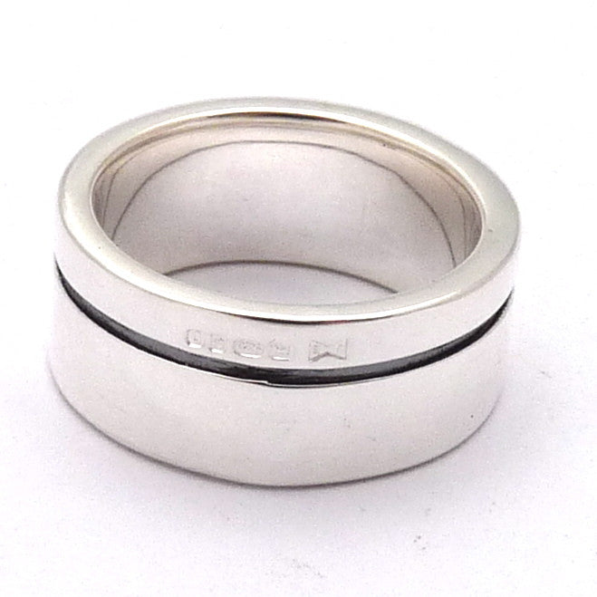 Line Ring - Joy Everley Fine Jewellers, London