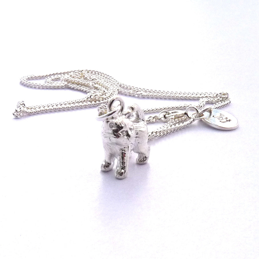 Kitten Necklace - Joy Everley Fine Jewellers, London