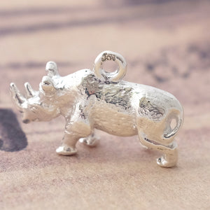 Rhinoceros - Joy Everley Fine Jewellers, London