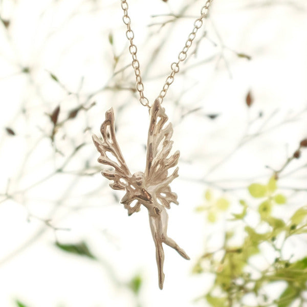 Intuition Fairy Necklace