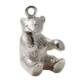 Polar Bear Cub Charm - Joy Everley Fine Jewellers, London
