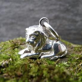 Lion Charm - Joy Everley Fine Jewellers, London