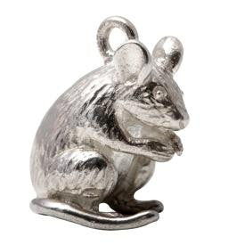 Mouse Charm - Joy Everley Fine Jewellers, London