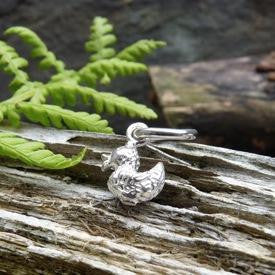 Tiny Duckling Charm - Joy Everley Fine Jewellers, London