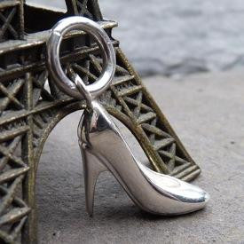 Stiletto Shoe Charm - Joy Everley Fine Jewellers, London