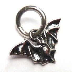 Little Bat Charm - Joy Everley Fine Jewellers, London