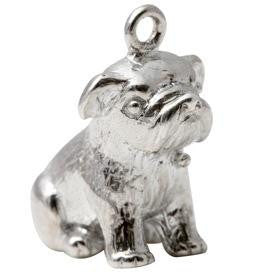Pug Puppy Charm - Joy Everley Fine Jewellers, London