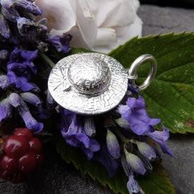 Sunhat Charm - Joy Everley Fine Jewellers, London