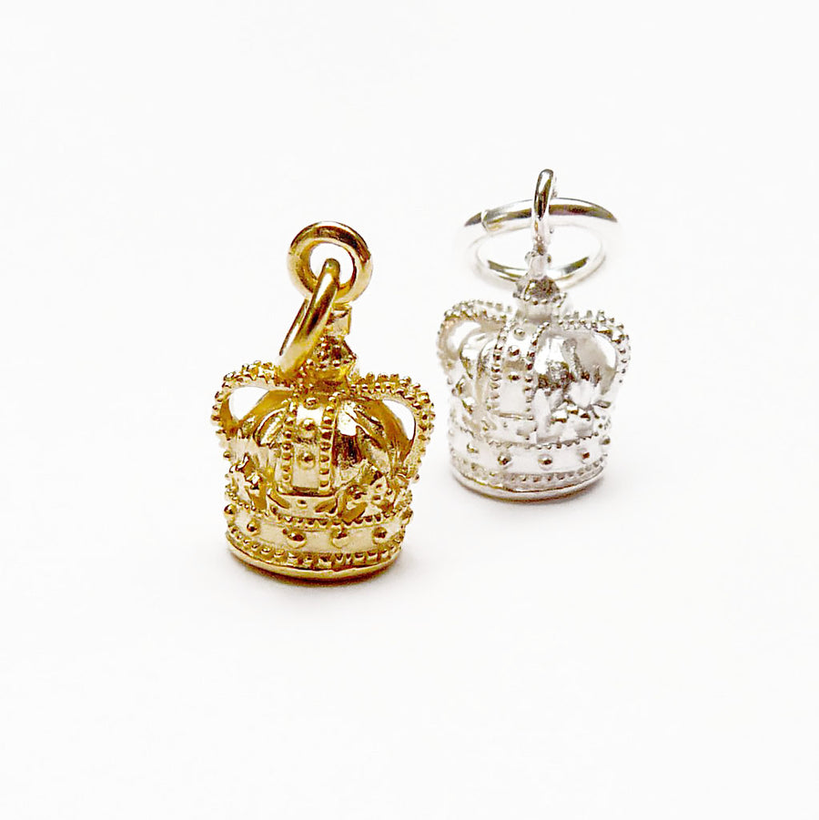 Crown Pendant, ALL - Joy Everley Fine Jewellers, London