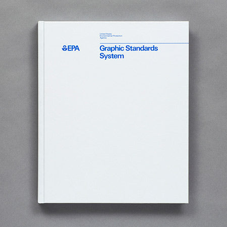 1977 United States Environmental Protection Agency Graphic Standards System