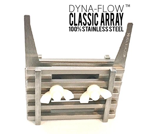 "Dyna-Flow™ TURBO PLATES ""TABBED"" (CLASSIC/MAX Arrays)"