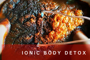 Ionic Body Detox Session