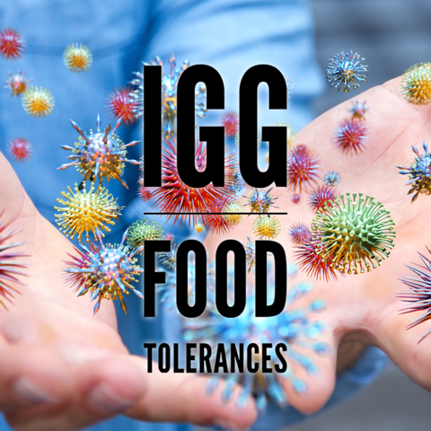 IgG Food Tolerances