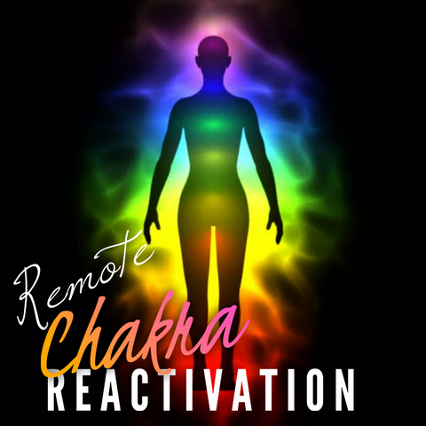 Remote Chakra ReActivation (Phone Consultation)