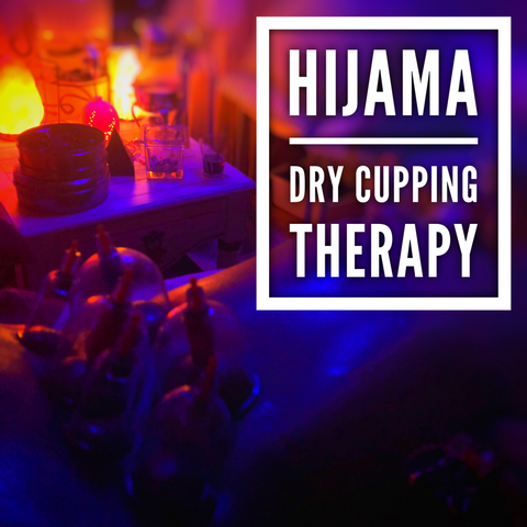 "Hijama ""Dry"" Cupping Technique"