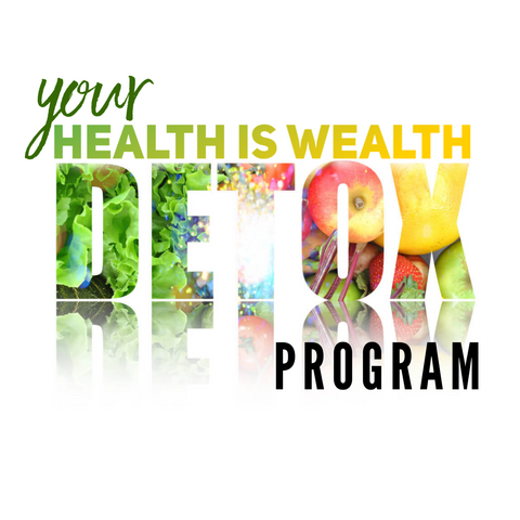 Your Health is Wealth DETOX Program™