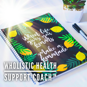 Wholistic Health Support Coach™