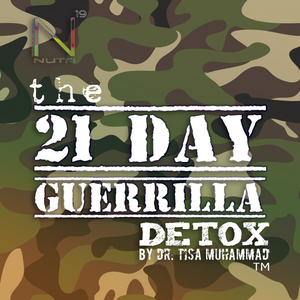 The 21 Day GUERRILLA DeTOX™