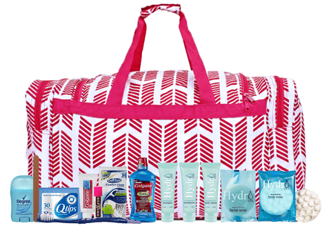 products/Arrow_Pink_duffle_set_with_toiletries.png