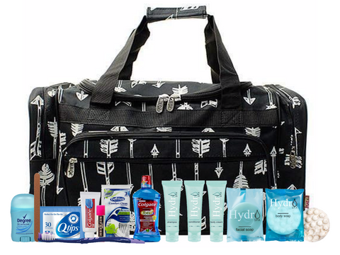 products/Arrow_black_white_duffle_set_with_toiletries.png