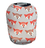 Car Seat Cover - Fox