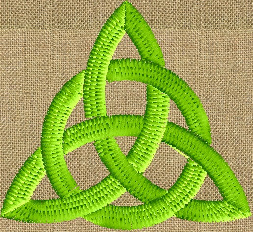 Celtic Knot Embroidery Design - EMBROIDERY DESIGN FILE
