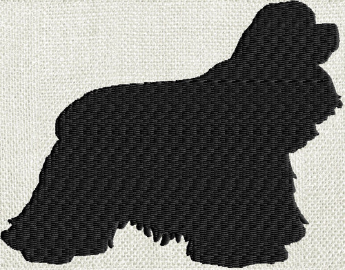 Cocker Spaniel - Embroidery Design Embroidery DESIGN FILE animals
