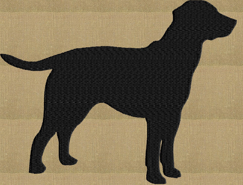 Labrador Retriever - Embroidery Design Embroidery - Instant download animals