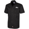 AVW Dickies Men's Short Sleeve Workshirt